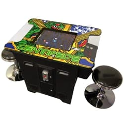 Arcade & Table Games