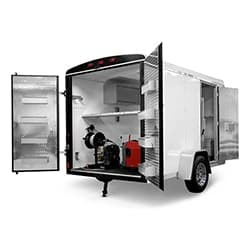 Auto Detailing Trailers