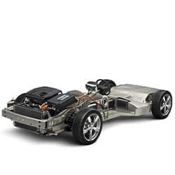 Auto Powertrain, Chassis and break