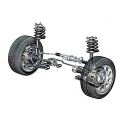 Auto Suspension & Steering Systems
