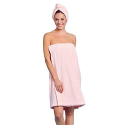 Bath Towels & Shower Caps