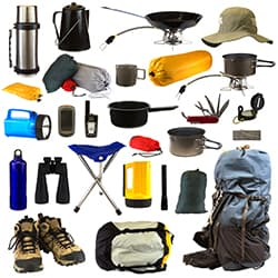 Camping & Hiking Products