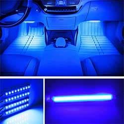 Car Interior Lightings