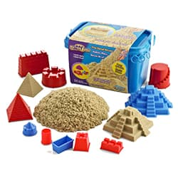 Clays / Kinetic Sand