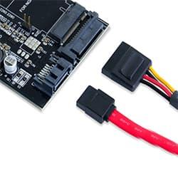 Drive Controllers (IDE, SATA, SCSI)