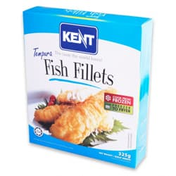 Fish and seafood products