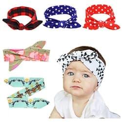 Hair Headbands & Head Wraps