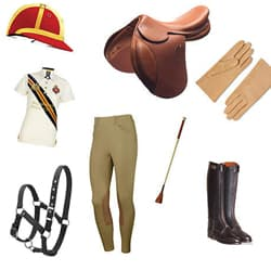 Kids Equine Sports Products