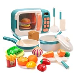 Kids Pretend Play Cooking