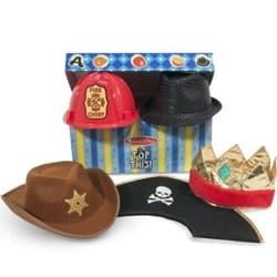 Kids Pretend Play Hats