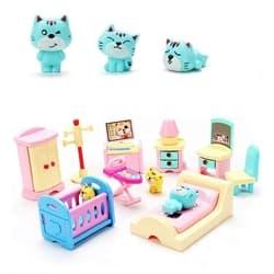 Kids Pretend Play Miniature Worlds