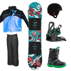 Kids Snowboarding Products