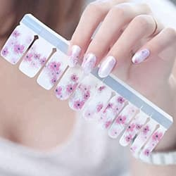 Nail Polish Stickers