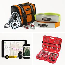 Off-roading tools & equipment