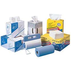 Paper & Wipers Supplies