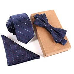 Ties, Bow Ties & Pocket Squares
