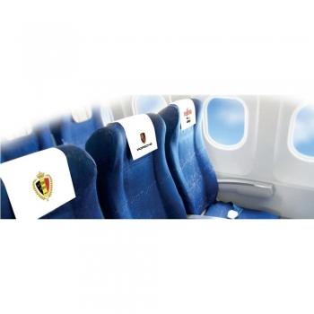 Airline Headrest Cover & Antimacassar