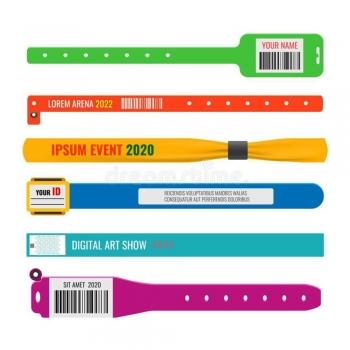 Access Wristbands