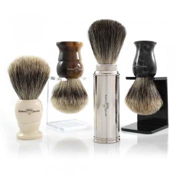 Shaving Brushes   Neck Dusters