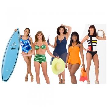 Women Beachwear Swimwear