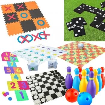 Theme Kids Games Fun Items