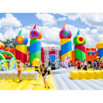 Theme Park Inflatables