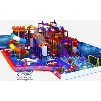 Theme Park Soft Play Equipment