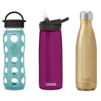 Theme Park Water Bottles