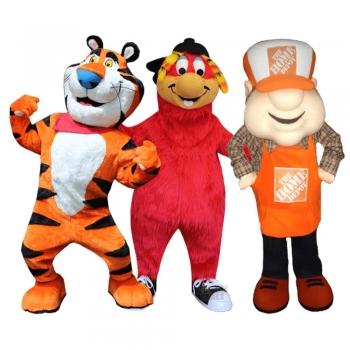 Theme Parks Mascots