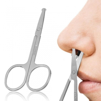 Nose Ear Scissors