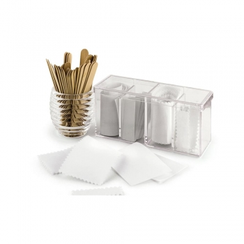 Wax Applicator Organizer