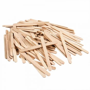 Waxing Applicator Sticks