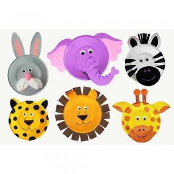 Animal Themed Arts Crafts