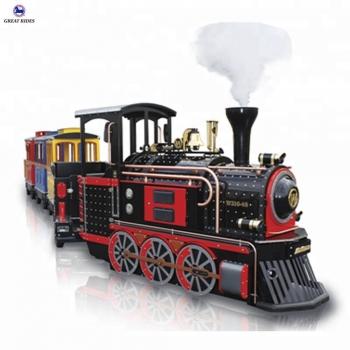 Trains Rides