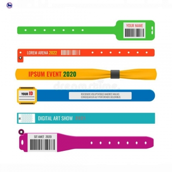 Zoo Access Wristbands