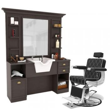 Salon Styling Units