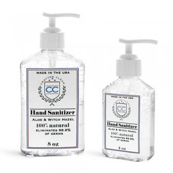 Sanitizer Jars