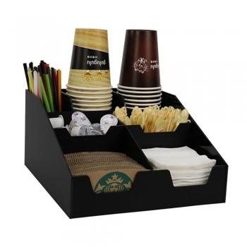 Coffee Condiment Organizers