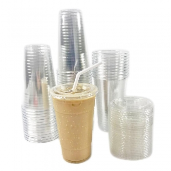 Disposable Plastic Coffee Cups Lids