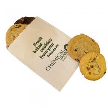 Paper Cookie Sandwich Bags