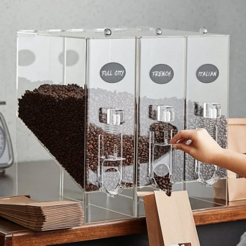 Whole Coffee Bean Dispensers