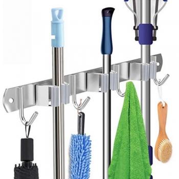 Broom Mop Racks