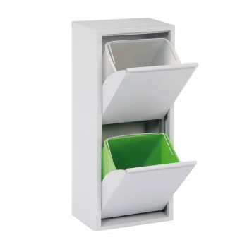 Cabinet Built-In Trash Cans