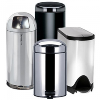Freestanding Trash Cans
