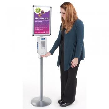 Hand Sanitizer Stands