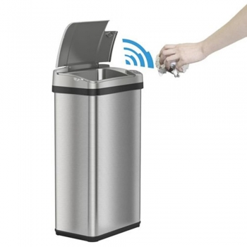 Touchless Trash Cans