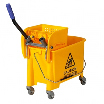 Wet Mop Buckets Wringers