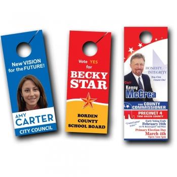 Campaign Door Hangers