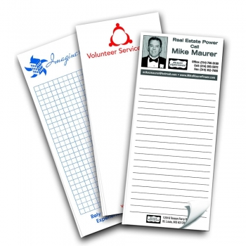 Campaign Notepads Memo Pads