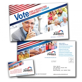 Campaign Postcards Mailers